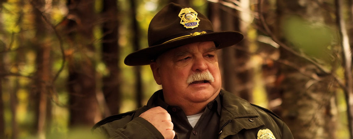 "Richard Riehle as Chief Dale Nickens | ""3 Days of Normal"" (2012) *"