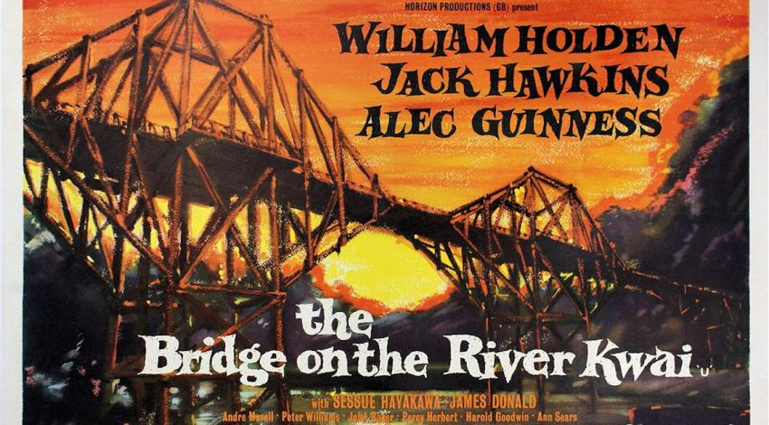 """The Bridge on the River Kwai"" (1957)"