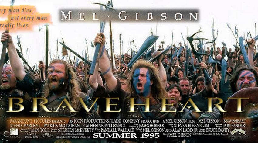 Braveheart 1995 Industrycentral