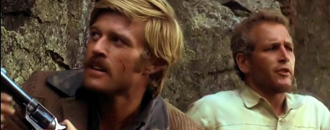 "Robert Redford, Paul Newman | ""Butch Cassidy And The Sundance Kid"" (1969)"